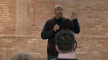 Strayer University TV Spot, 'Big Idea' Featuring Steve Harvey - Thumbnail 6