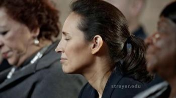 Strayer University TV Spot, 'Big Idea' Featuring Steve Harvey - Thumbnail 8