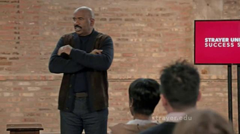 Strayer University TV Spot, 'Big Idea' Featuring Steve Harvey - Thumbnail 9