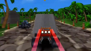 Nickelodeon Blaze and the Monster Machines App TV Spot, 'New Features' - Thumbnail 1