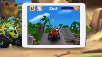 Nickelodeon Blaze and the Monster Machines App TV Spot, 'New Features' - Thumbnail 5
