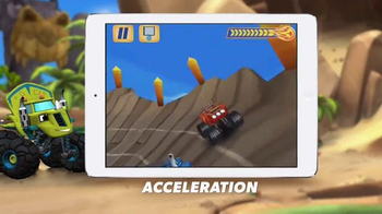 Nickelodeon Blaze and the Monster Machines App TV Spot, 'New Features' - Thumbnail 6