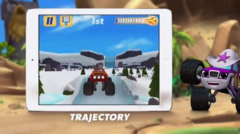 Nickelodeon Blaze and the Monster Machines App TV Spot, 'New Features' - Thumbnail 7