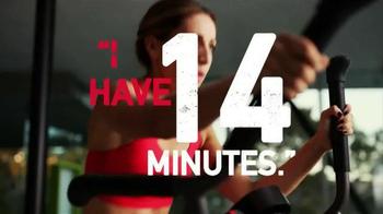 Bowflex Max Trainer TV Spot, '14 Minutes' - Thumbnail 1