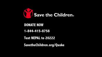 Save the Children TV Spot, 'Nepal Earthquake' - Thumbnail 5