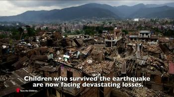 Save the Children TV Spot, 'Nepal Earthquake' - Thumbnail 1