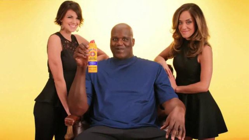 Gold Bond Powder Spray TV Commercial, 'Side Effects' Featuring Shaquille O'Neal
