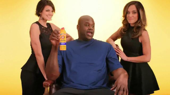 Gold Bond Powder Spray TV Spot, 'Side Effects' Featuring Shaquille O'Neal - Thumbnail 4