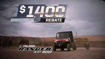Polaris Ride Into Summer Sales Event TV Spot, 'Huge Rebates' - Thumbnail 4