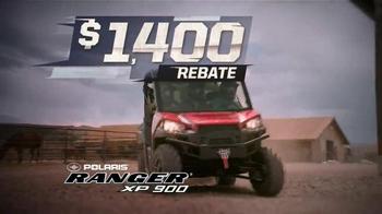 Polaris Ride Into Summer Sales Event TV Spot, 'Huge Rebates' - Thumbnail 5
