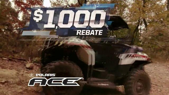 Polaris Ride Into Summer Sales Event TV Spot, 'Huge Rebates' - Thumbnail 6