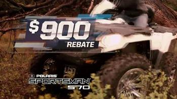 Polaris Ride Into Summer Sales Event TV Spot, 'Huge Rebates' - Thumbnail 7