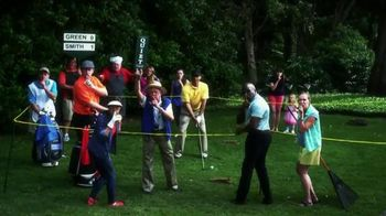 TruGreen TV Spot, 'Golfing with the PGA: Wife'