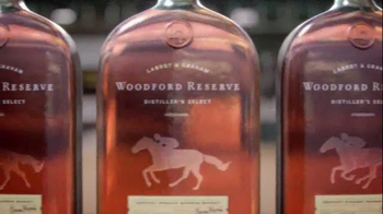Woodford Reserve Bourbon TV Spot, 'Bottle Run'
