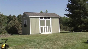 Tuff Shed TV Spot, 'Magnetic Attraction to Quality' - Thumbnail 3