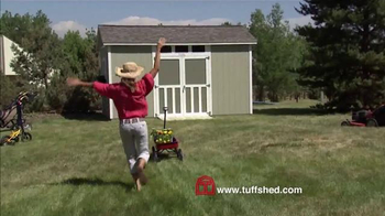 Tuff Shed TV Spot, 'Magnetic Attraction to Quality' - Thumbnail 5