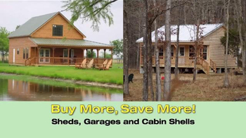 Tuff Shed TV Spot, 'Magnetic Attraction to Quality' - Thumbnail 7