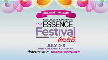 Essence Magazine TV Spot, '2015 Essence Festival' - Thumbnail 9