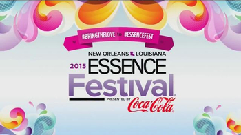 Essence Magazine TV Spot, '2015 Essence Festival' - Thumbnail 1