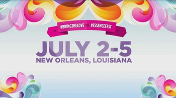 Essence Magazine TV Spot, '2015 Essence Festival' - Thumbnail 2