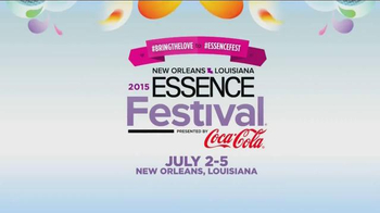 Essence Magazine TV Spot, '2015 Essence Festival' - Thumbnail 7