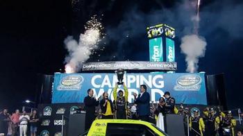 2015 NASCAR Camping World Truck Series TV Spot, 'Truckers' - Thumbnail 7