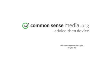 Common Sense Media TV Spot, 'Too Much?' - Thumbnail 8
