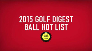 Callaway Chrome Soft TV Spot, '2015 Golf Digest Ball Hot List' - Thumbnail 3