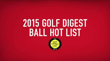 Callaway Chrome Soft TV Spot, '2015 Golf Digest Ball Hot List' - Thumbnail 4