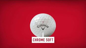 Callaway Chrome Soft TV Spot, '2015 Golf Digest Ball Hot List' - Thumbnail 8