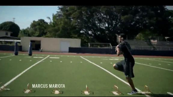 Beats Audio TV Spot, 'For the Moms that Make Us Great' Feat. Marcus Mariota