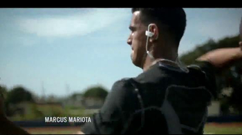 Beats Audio TV Spot, 'For the Moms that Make Us Great' Feat. Marcus Mariota - Thumbnail 2