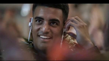 Beats Audio TV Spot, 'For the Moms that Make Us Great' Feat. Marcus Mariota - Thumbnail 5