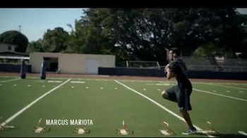 Beats Audio TV Spot, 'For the Moms that Make Us Great' Feat. Marcus Mariota - 28 commercial airings