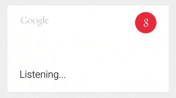 Google App TV Spot, 'Questions' - Thumbnail 9