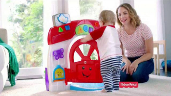 Fisher Price Smart Stages Home TV Spot, 'Grow With Baby' - Thumbnail 2