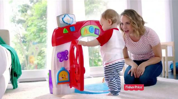 Fisher Price Smart Stages Home TV Spot, 'Grow With Baby' - Thumbnail 3