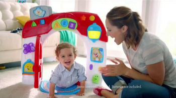 Fisher Price Smart Stages Home TV Spot, 'Grow With Baby' - 1227 commercial airings