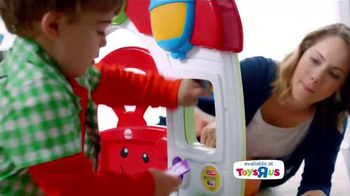 Fisher Price Smart Stages Home TV Spot, 'Grow With Baby' - Thumbnail 8