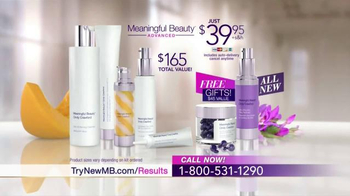 Meaningful Beauty TV Spot, 'When You Think Super Model' Feat Cindy Crawford - Thumbnail 9