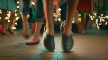 Crocs, Inc. TV Spot, 'Dancing Shoes' - Thumbnail 5