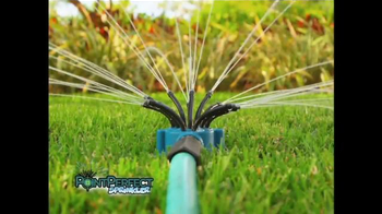 Point Perfect Sprinkler TV Spot, 'Intelligent Sprinkler' - 16 commercial airings