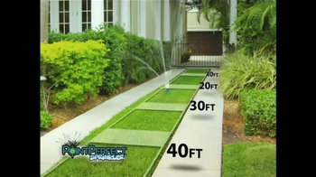 Point Perfect Sprinkler TV Spot, 'Intelligent Sprinkler' - Thumbnail 4