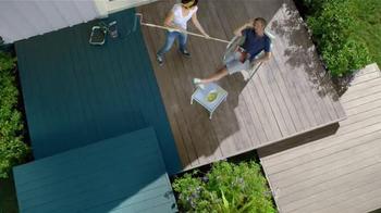 BEHR Premium DeckOver TV Spot, 'Neighborhood' - Thumbnail 3