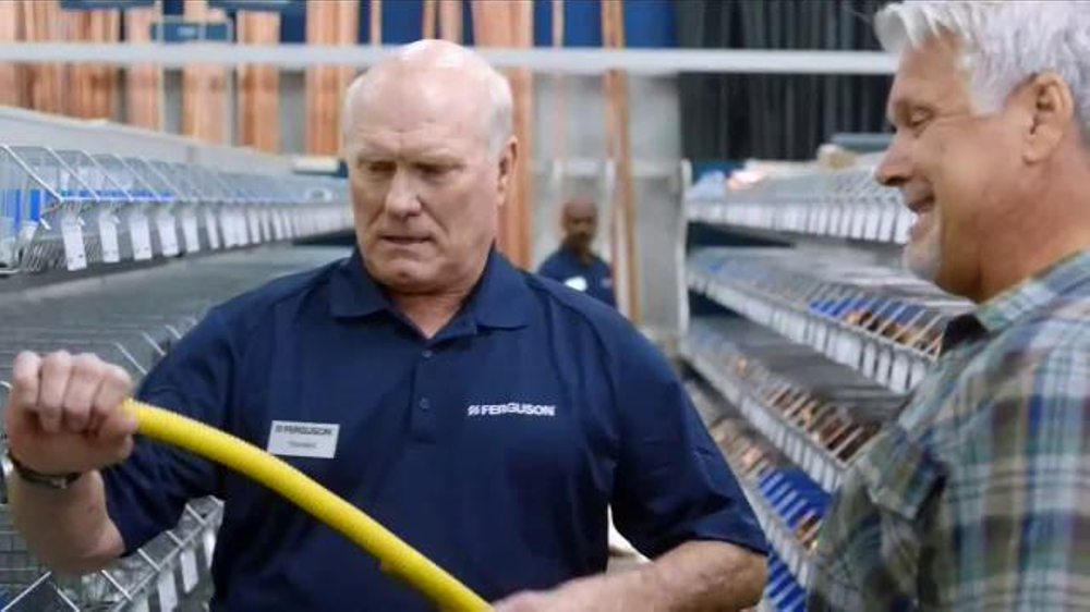 Ferguson TV Commercial, \'Training Terry\' Featuring Terry Bradshaw ...