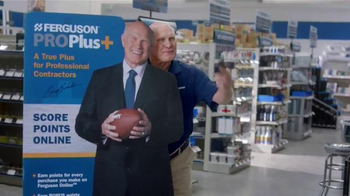 Ferguson TV Spot, 'Training Terry' Featuring Terry Bradshaw - Thumbnail 3