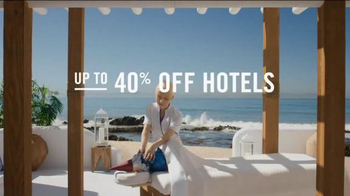 Travelocity Memorial Day Sale TV Spot, \'40% Swedisher\'