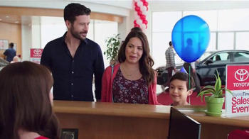 Toyota Time Sales Event TV Spot, 'Balloon Animal' - 518 commercial airings