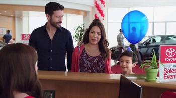 Toyota Time Sales Event TV Spot, 'Balloon Animal' - Thumbnail 2