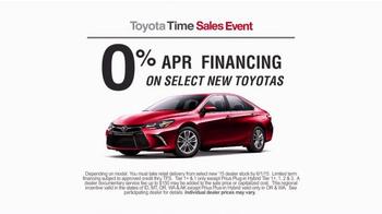 Toyota Time Sales Event TV Spot, 'Balloon Animal' - Thumbnail 6